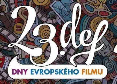 Dny evropského filmu začnou 7. dubna v Praze, budou i v Brně