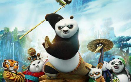 V čele návštěvnosti kin je animovaný film, nyní Kung Fu Panda 3