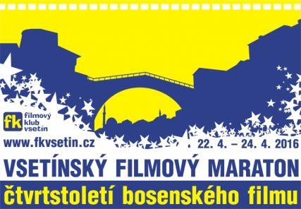 Vsetínský filmový maraton 2016: Čtvrtstoletí bosensko-hercegovského filmu