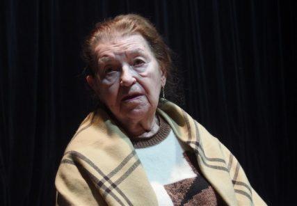 Zemřela herečka Věra Kubánková