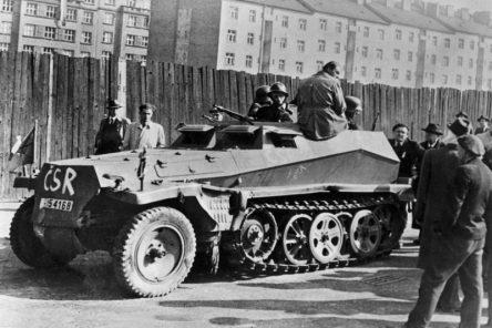 Pražské povstání ve filmu