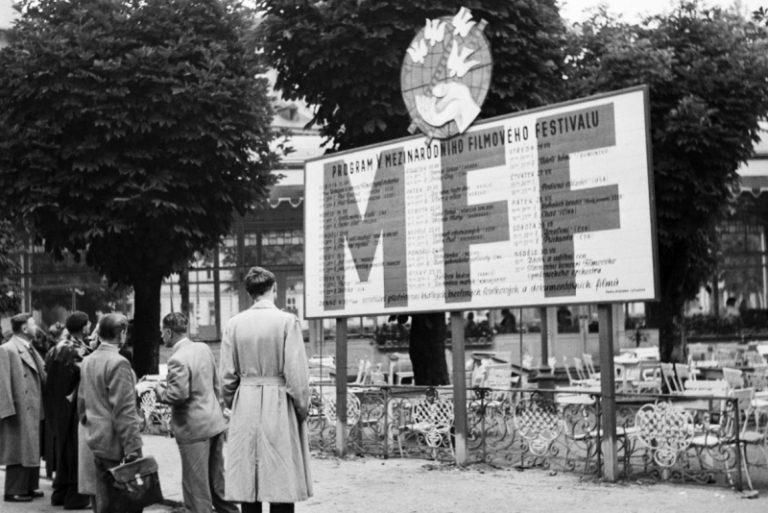 MFF Karlovy Vary pohledem československého tisku