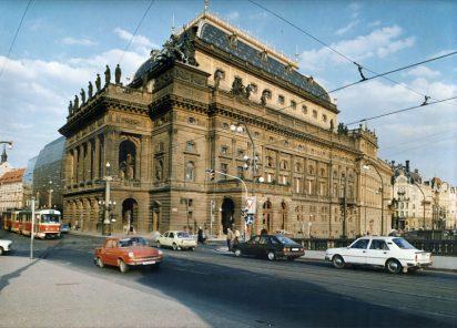 Praha – neklidné srdce Evropy