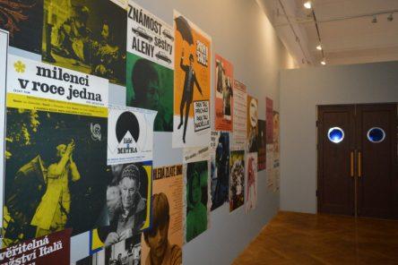 Výstava na Florenci přibližuje první kinoprojekce v Praze