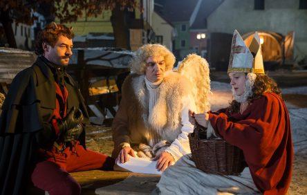 Pohádka Anděl Páně 2 překonala v kinech hranici milionu diváků