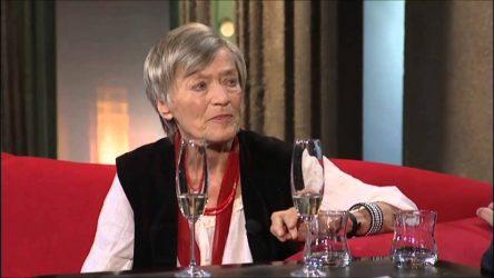 Ve věku 93 let dnes v Praze zemřela herečka Luba Skořepová