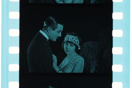 Archiv získal z pozůstalosti nezvěstný americký film z 20. let