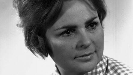 Zemřela herečka Naděžda Gajerová