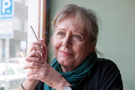 Helena Třeštíková: Snažím se být jen pozorovatelem