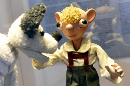 Film Hurvínek a kouzelné muzeum vstoupí do kin 31. srpna