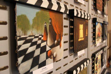 Originální filmové klapky představuje podvacáté výstava