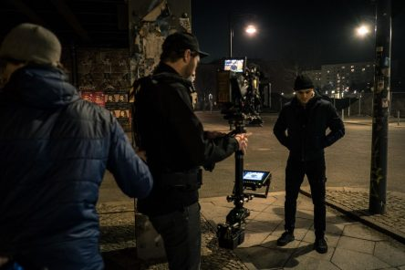 Štěpán Altrichter připravuje film Runner z prostředí dystopického Berlína