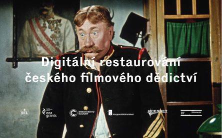 Experti mají stanovit, jak pokračovat v digitalizaci filmů