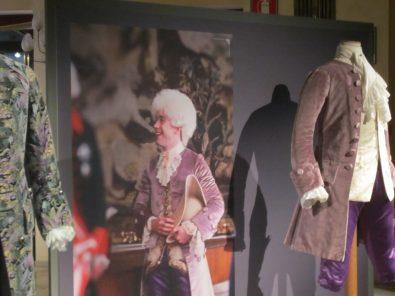 V Bergamu se vystavovaly Pištěkovy filmové kostýmy