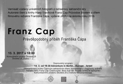 Franz Cap ve Školské