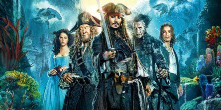 Pátý díl Pirátů z Karibiku dál nejnavštěvovanějším filmem
