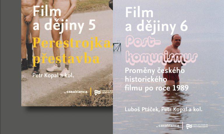 Kniha Film a dějiny 6