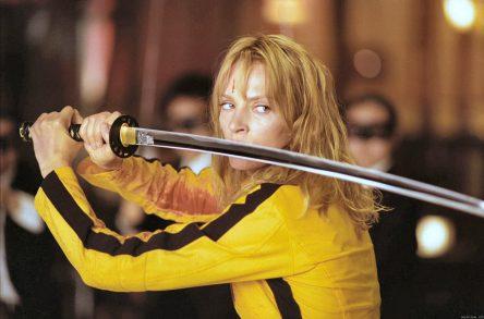 Uma Thurmanová uvede na festivalu oba díly Kill Bill