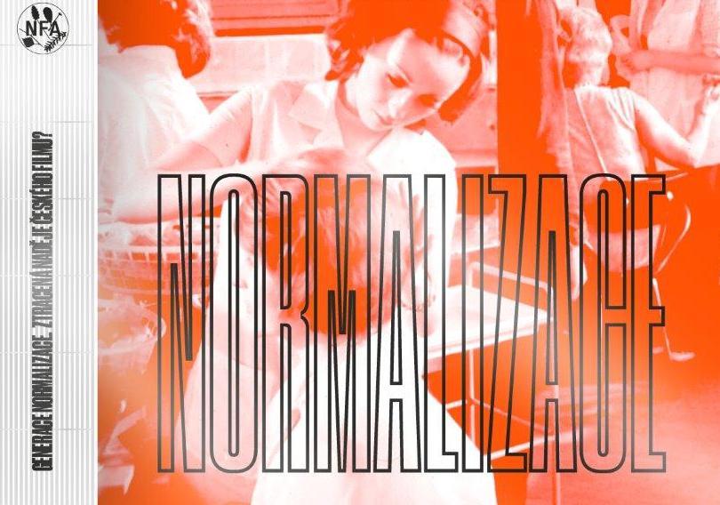 Kniha Generace normalizace