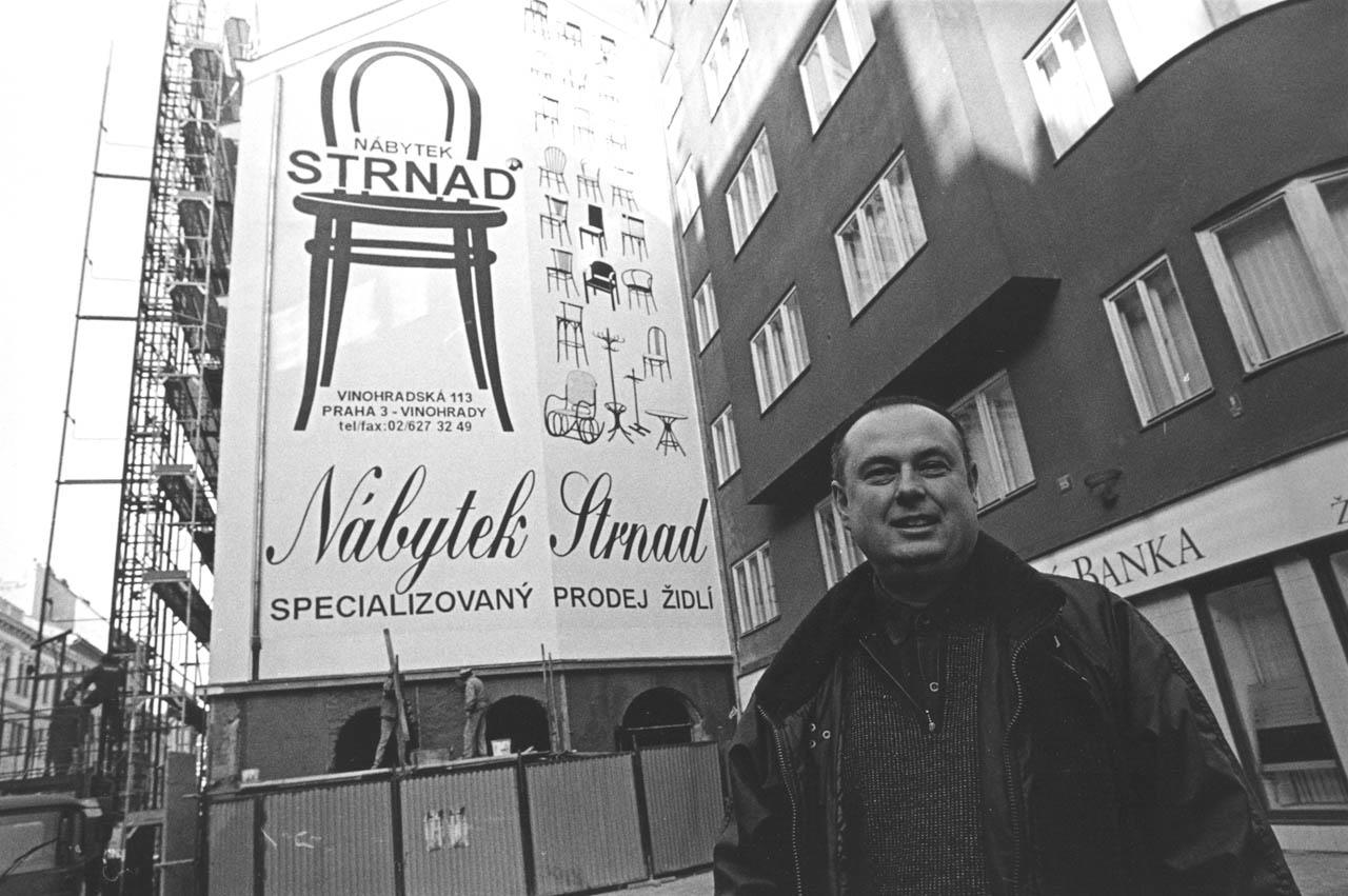 Strnadovi (foto: Česká televize)