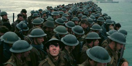 Válečné drama Dunkerk vede i druhý týden žebříček návštěvnosti