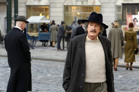 From Einstein to Maria Theresa, international productions choose Czech locations
