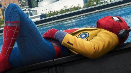 Do čela žebříčku návštěvnosti kin se dostal Spider-Man
