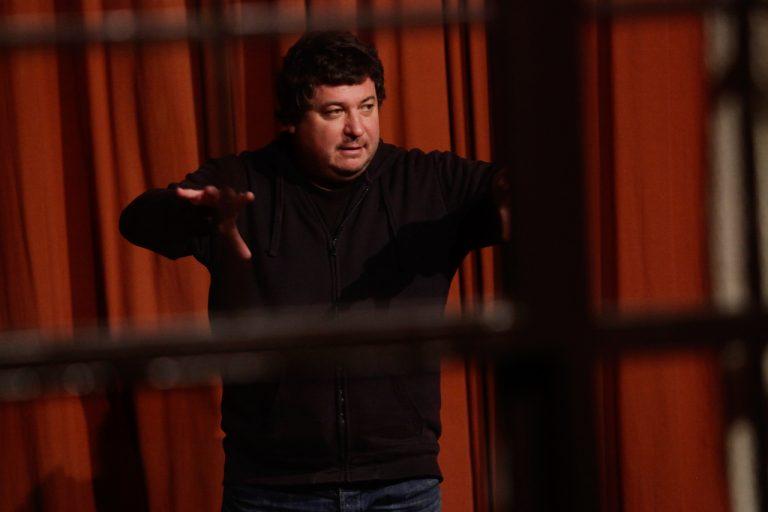 Robert Sedláček natáčí film o Janu Palachovi