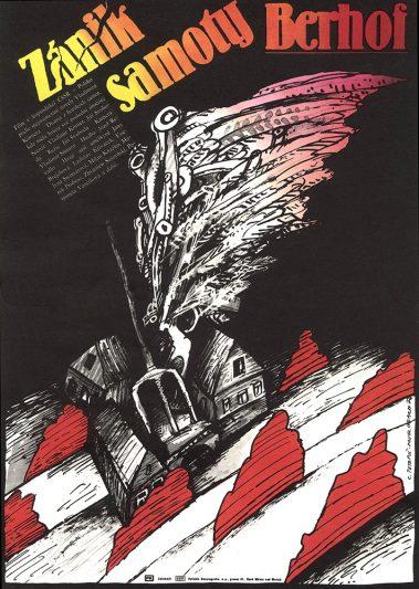 Zánik samoty Berhof - plakát