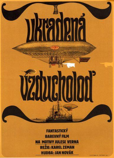 Ukradená vzduchooï -plakát
