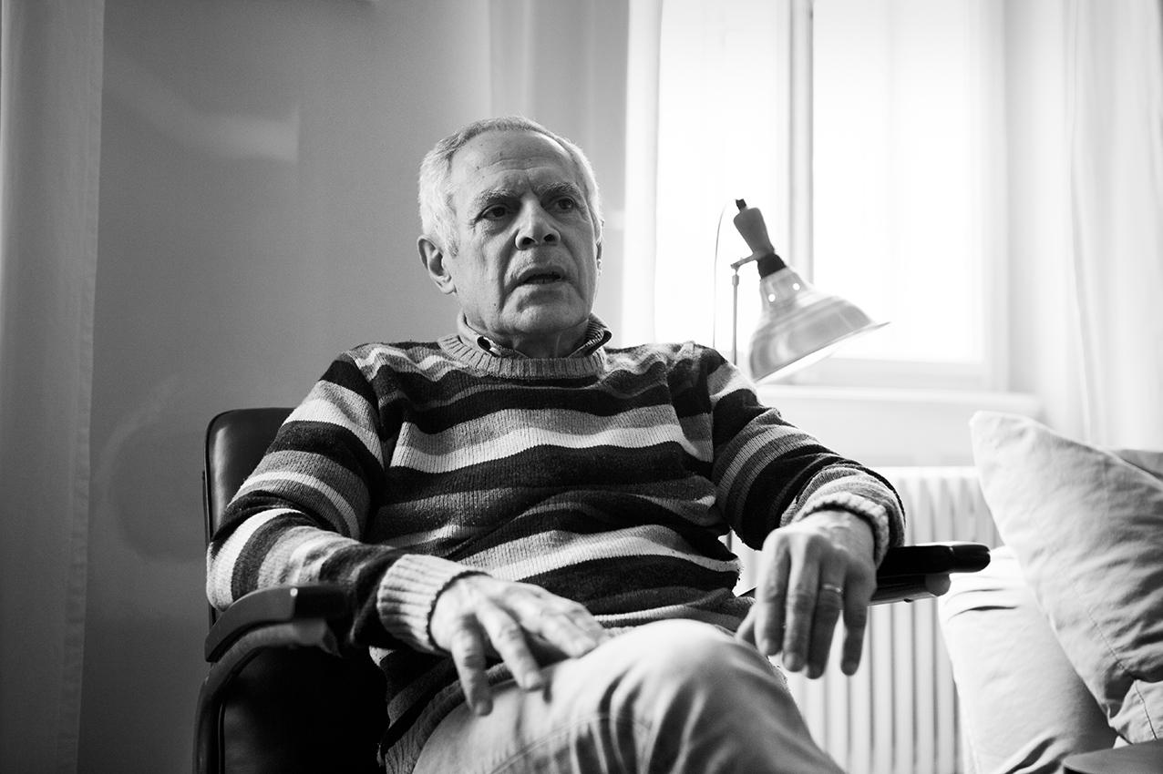 Moris Issa (foto: Barbora Kuklíková)