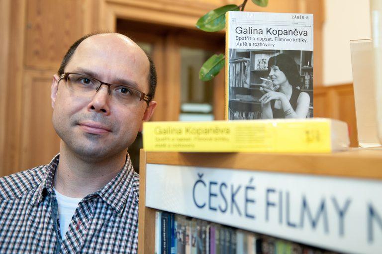 Tomáš Hála: Na Galinu Kopaněvu se nemusí jen pietně vzpomínat