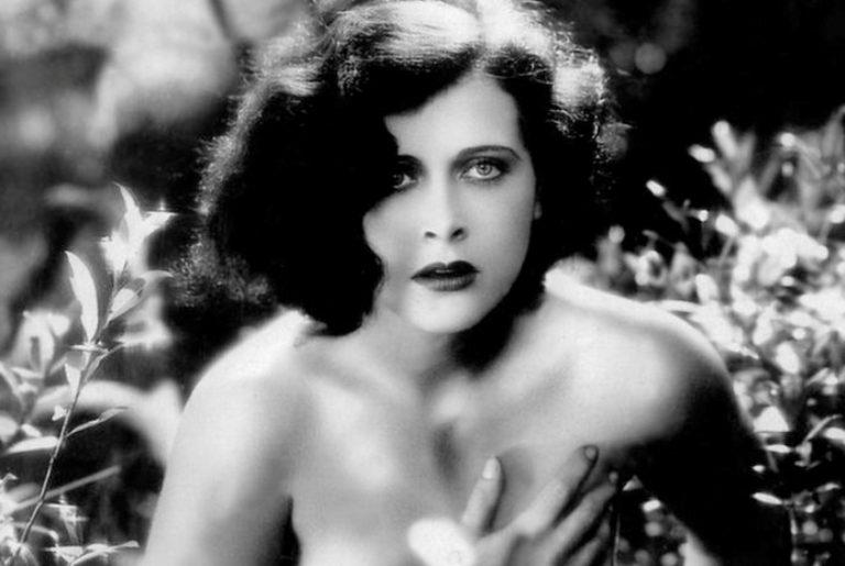 Wonder Woman Hedy Lamarr