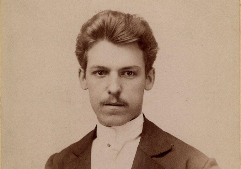 Jan Kříženecký and the reality of the turn of the century