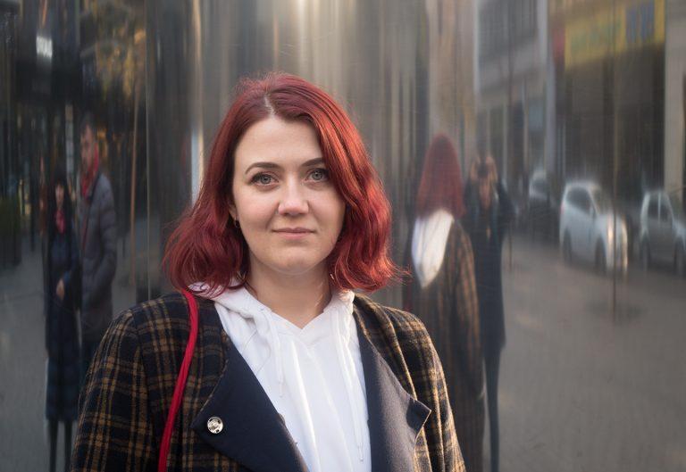 Anna Kryvenko: Zajímá mě téma osobní a historické paměti
