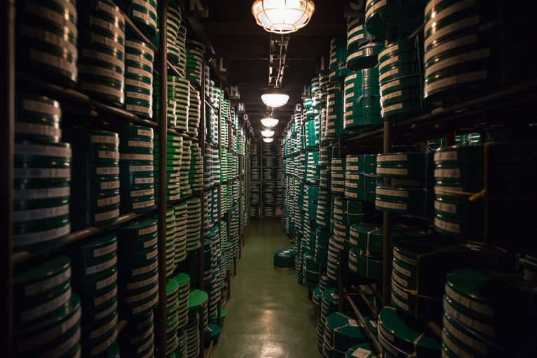 75 years of Czech film archiving