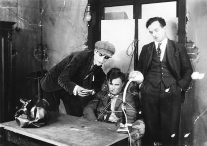 Two Czech international projects from the silent film era