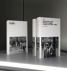 Snění o Miloši Formanovi: kniha Václav Havel a film