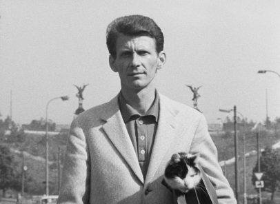 Franz Kafka v dobové recepci filmu Postava k podpírání