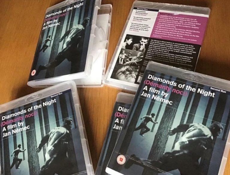 Second Run Blu-ray