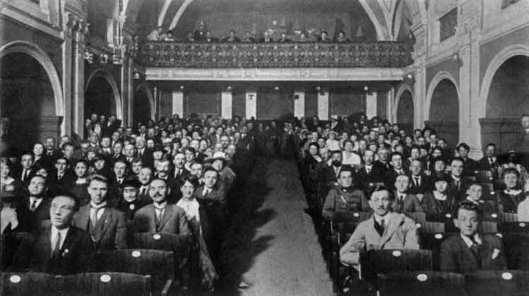 K historii kina Ponrepo
