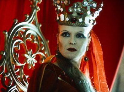 Moc, svoboda a smrt ve filmu Šašek a královna