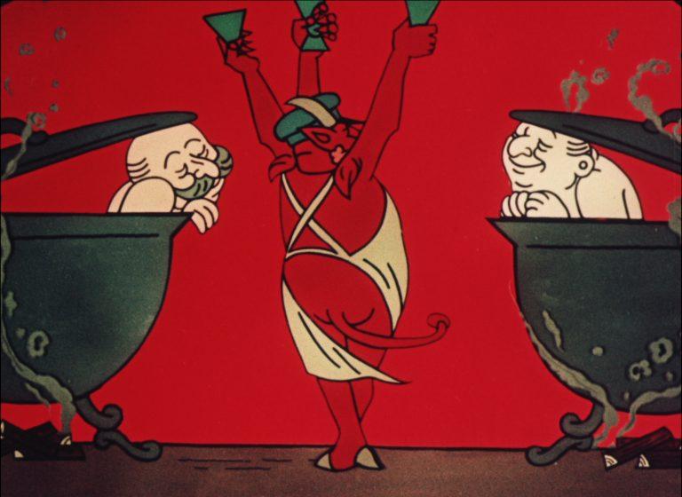 Animované pohádky Václava Bedřicha