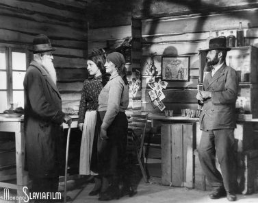 Obrazy Podkarpatské Rusi v prvorepublikovém filmu