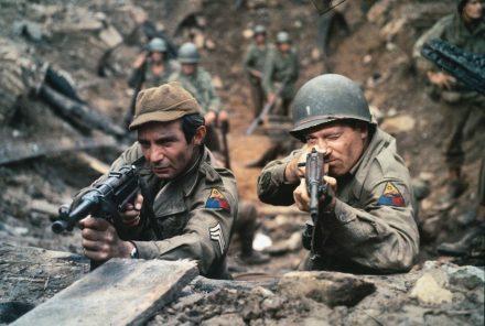 Jak nás obsadili Američani. Natáčení Mostu u Remagenu